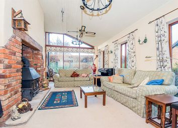Thumbnail 5 bed bungalow for sale in Harewood Gardens, Longthorpe, Peterborough