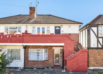 Thumbnail 2 bed flat for sale in Lynmouth Avenue, Morden