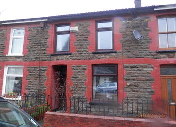Thumbnail 3 bed property for sale in Illtyd Street, Treorchy, Rhondda Cynon Taff.