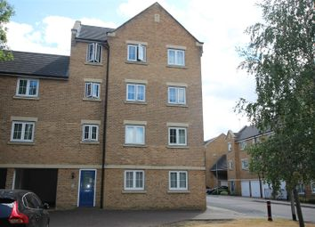 Thumbnail 2 bed flat to rent in Bramley Court, Luton Road, Dunstable