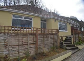 Thumbnail 3 bed detached bungalow for sale in Caerhendy, Port Talbot