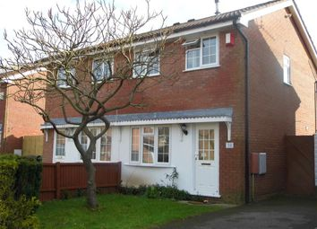 Thumbnail 2 bedroom property to rent in Glenrise Close, St Mellons, Cardiff