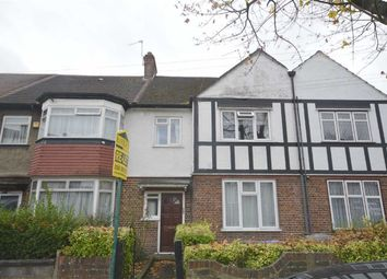 Thumbnail 3 bed terraced house to rent in Grasmere Ave, Wembley
