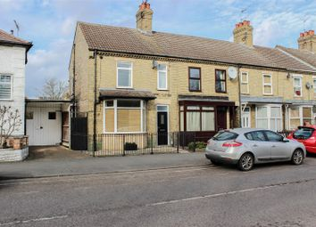 Thumbnail 3 bedroom end terrace house for sale in Bishops Road, Peterborough