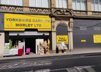 Thumbnail Retail premises for sale in Albion Street, Morley, Leeds