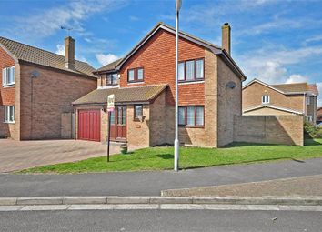 Thumbnail 4 bed detached house for sale in Harwick Drive, New Romney, Kent