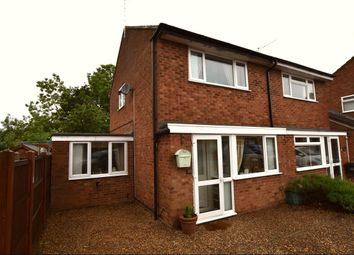 Thumbnail 2 bed semi-detached house for sale in Sycamore Avenue, Evesham