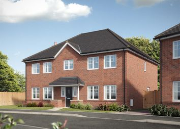"""Thumbnail 4 bedroom detached house for sale in """"The Portland"""" at Brookers Hill, Shinfield, Reading"""