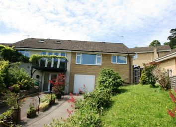 Thumbnail 2 bedroom semi-detached bungalow to rent in The Cedars, Valley Road, Wotton- Under- Edge, Gloucestershire