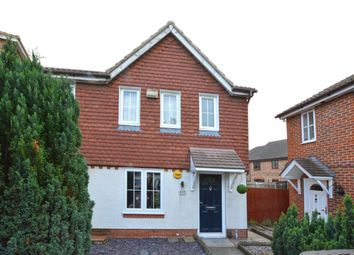 Thumbnail 2 bedroom end terrace house for sale in Hither Farm Road, Blackheath, London