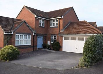 Thumbnail 4 bed detached house for sale in Oaktree Close, West Cross, Swansea