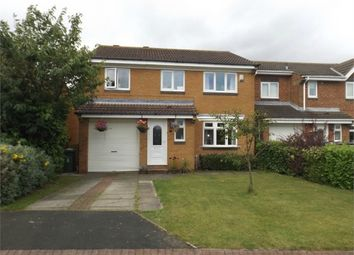 Thumbnail 4 bed detached house for sale in Mingary Close, East Rainton, Houghton Le Spring, Tyne And Wear