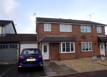 Thumbnail 3 bed semi-detached house for sale in Briar Close, Worksop, Nottinghamshire