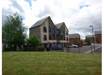 Thumbnail 2 bed flat for sale in Rosedawn Close East, Stoke-On-Trent