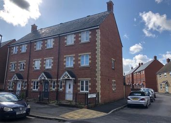 Thumbnail 3 bed end terrace house for sale in Pioneer Road, Swindon