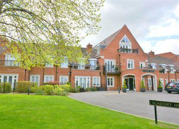 Thumbnail 2 bedroom flat for sale in Academy House, Woolf Drive, Wokingham, Berkshire