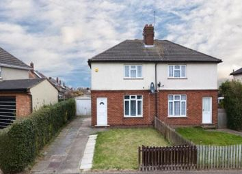 Thumbnail 2 bed semi-detached house to rent in Laburnum Crescent, Kettering