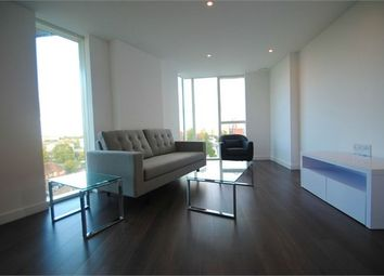 Thumbnail 2 bed flat to rent in 1 Saffron Central Square, Croydon