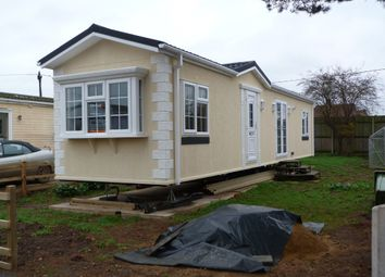 Thumbnail 1 bedroom mobile/park home for sale in Snettisham, King's Lynn