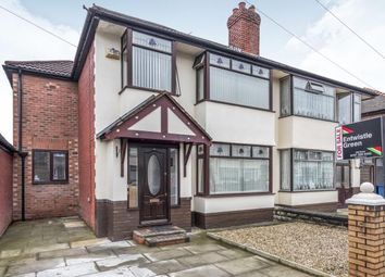 Thumbnail 4 bed semi-detached house for sale in Eaton Gardens, Liverpool, Merseyside, England