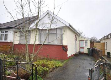 Thumbnail 2 bedroom semi-detached bungalow for sale in Park Road, Staple Hill, Bristol