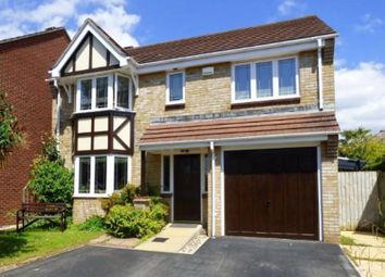 Thumbnail 4 bed detached house for sale in Carmel Close, Poole