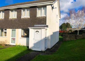 Thumbnail 2 bed property to rent in Old Roselyon Crescent, St. Blazey, Par