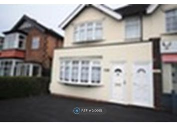 Thumbnail 2 bed flat to rent in Sutton Coldfield, Sutton Coldfield