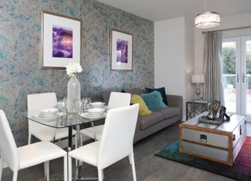 """Thumbnail 2 bed flat for sale in """"The Wickets"""" at Banbury Road, Southam"""