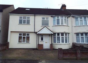 Thumbnail 5 bedroom semi-detached house for sale in Warrington Gardens, Hornchurch