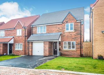 Thumbnail 4 bed detached house for sale in Hobby Way, Brayton, Selby