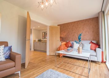Thumbnail 1 bed flat for sale in Pipers Way, Swindon