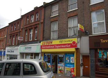 Thumbnail 5 bed flat to rent in Wellington Street, Luton