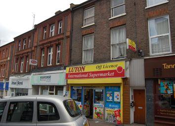 Thumbnail 1 bedroom property to rent in Wellington Street, Luton
