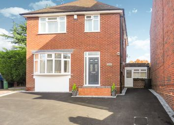 Thumbnail 3 bedroom detached house for sale in Cobham Road, Halesowen