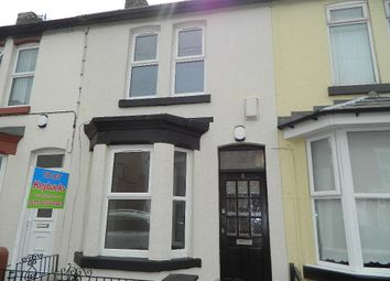 Thumbnail 2 bed terraced house to rent in Beechwood Road, Liverpool, Merseyside