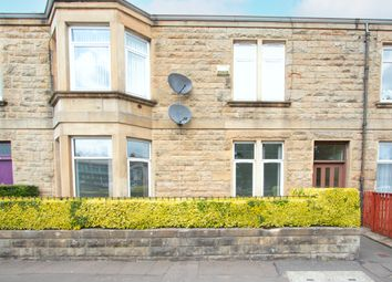 Thumbnail 2 bed flat for sale in Langlands Road, Linthouse, Glasgow