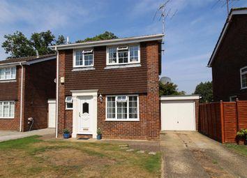 Thumbnail 3 bed detached house for sale in Hamilton Close, Bordon