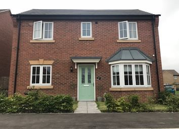 Thumbnail 3 bed detached house to rent in Hamilton Way, Coningsby, Lincoln