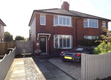 Thumbnail 3 bed property to rent in Hill Top Avenue, Harrogate