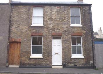 Thumbnail 1 bed terraced house for sale in School Lane, Ramsgate
