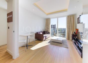 Thumbnail 1 bed flat to rent in Park Vista Tower, 21 Wapping Lane, London