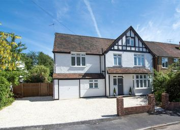 Thumbnail 4 bedroom detached house for sale in Kenilworth Road, Fleet