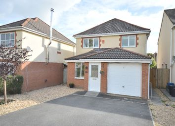 Thumbnail 3 bed detached house for sale in Curlew Close, Okehampton