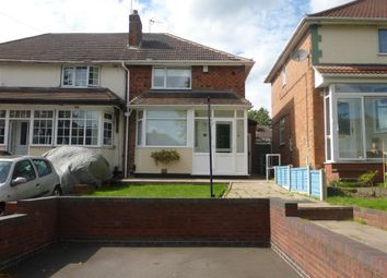Thumbnail 2 bed semi-detached house to rent in Birkenshaw Road, Great Barr, Birmingham