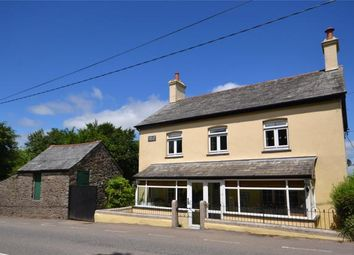 Thumbnail 3 bed detached house for sale in Clitters, Callington, Cornwall