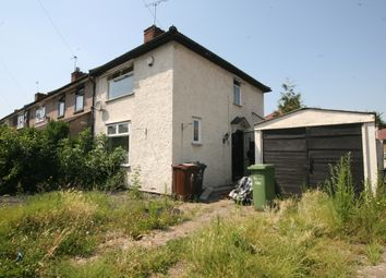 Thumbnail 2 bedroom end terrace house to rent in Ruby Road, Dagenham