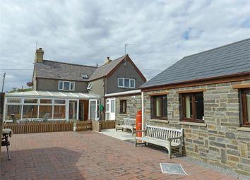 Thumbnail 4 bed semi-detached house for sale in Pilton, Pilton, Rhossili, Swansea, West Glamorgan
