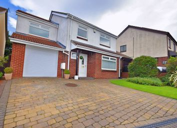 Thumbnail 5 bedroom detached house for sale in Grosvenor Way, Chapel Park, Newcastle Upon Tyne