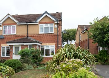 Thumbnail 2 bedroom semi-detached house for sale in Markington Place, Leeds, West Yorkshire